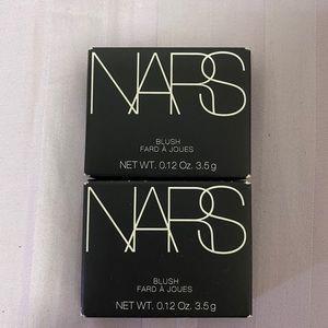 NARS Makeup - New Sample Size .12 Oz/3.5 G NARS ORGASM BLUSHx2